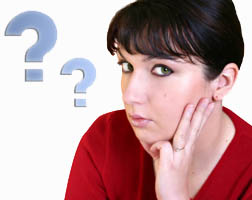 digital video training questions - girl looking puzzled